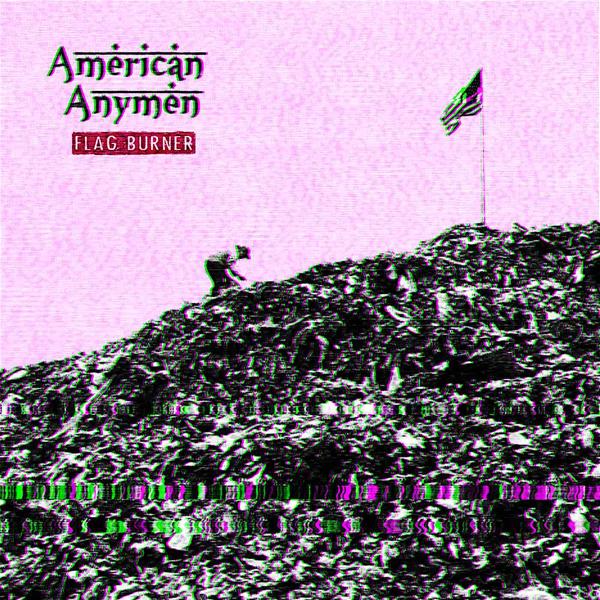 American Anymen - Flag Burner (cover)TM