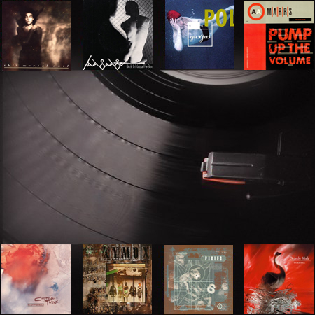 Torched Playlist #6 Legendary Producer John Fryer's 4AD/Mute
