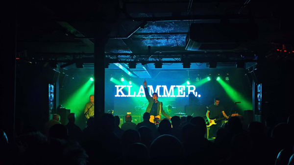 Klammer Live - courtesy of KlammerTM