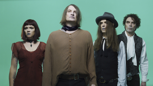 The Dandy Warhols - Press Photo 2019